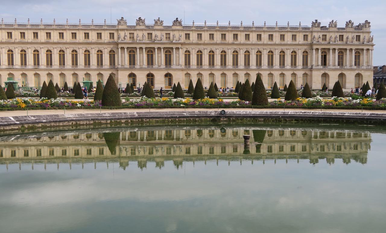 パリからベルサイユ宮殿への行き方
