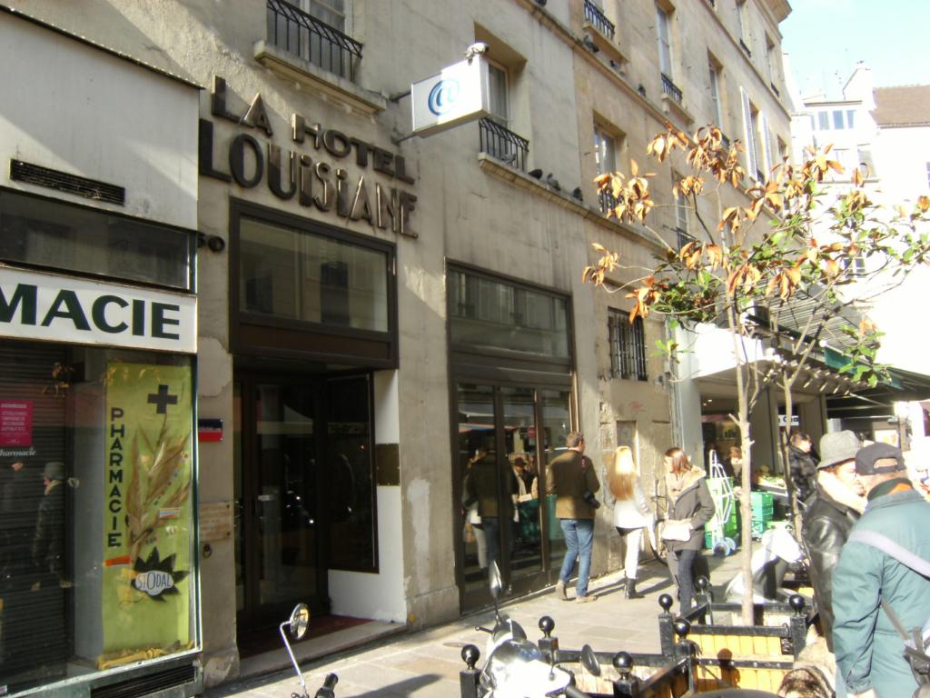 Hôtel La Louisiane(オテル・ラルイジアーヌ)