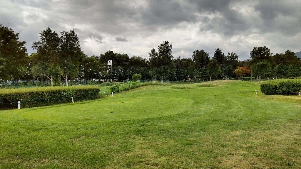 前田森林公園のパークゴルフ場