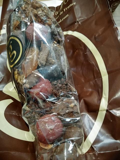 メゾン ジョルジュ ラルニコルのチョコレート