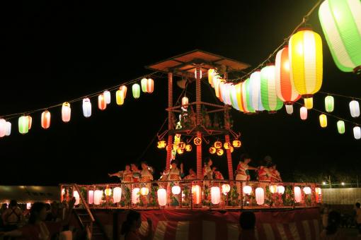 東京の有名なお祭りからおすすめを紹介!2019年