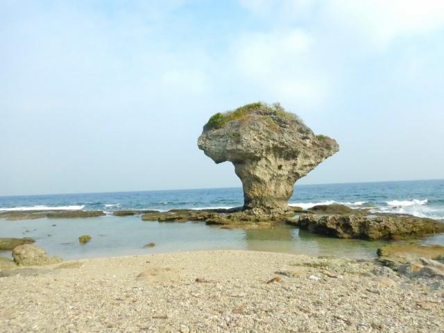 花瓶石(Vase Rock)