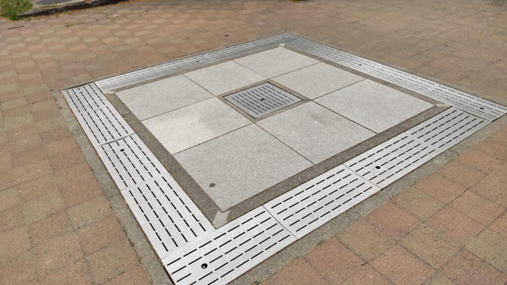 前田公園 噴水広場