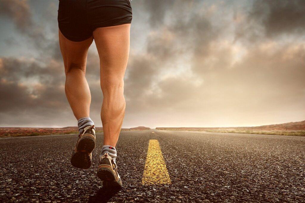 ジョギング、マラソンのイメージ画像